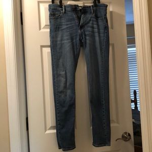 Abercrombie & Fitch Super Skinny Jeans Men's